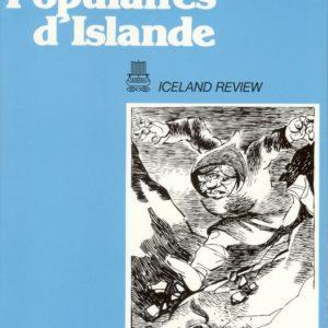 Contes populaires d'Islande – Traduits et présentés par Régis Boyer – Illustrations de Kjartan Gudjonsson – Editions Iceland Review –
