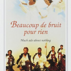 Beaucoup de bruit pour rien – Much ado about nothing – Edition bilingue – Shakespeare – GF-Flammarion –