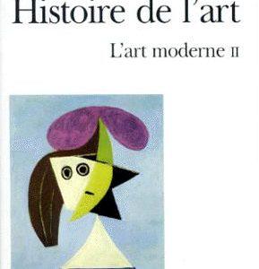 Histoire de l'art : L'art moderne Tome 1 & 2 – Élie Faure – Folio essais –