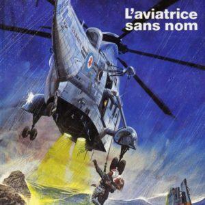 Dan Cooper – L'aviatrice sans nom – Tome 29 – A. Weinberg – Hachette –  E.O. 1982 –