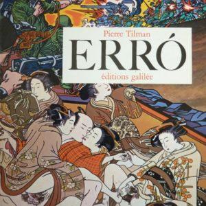 Erro – Pierre Tilman – Éditions Galilée –