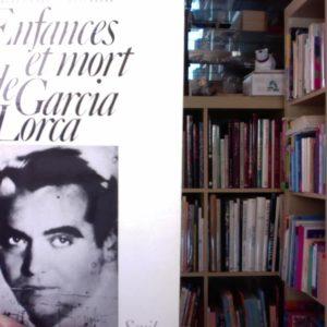 Enfances et mort de Garcia Lorca – Marcelle Auclair – Éditions du Seuil –
