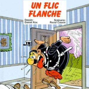 L'agent 212 n° 13 : Un flic flanche – Daniel Kox/Raoul Cauvin – Éditions Dupuis –