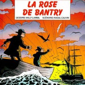 Les Tuniques Bleues n° 30 : La rose de Bantry – Lambil/Cauvin – Editions Dupuis – E.O. 1989 –