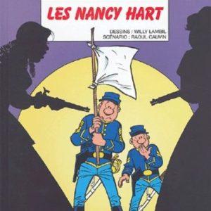 Les tuniques Bleues n° 47 : Les Nancy Hart – Lambil/Cauvin – Éditions Dupuis – E.O. 2004 –