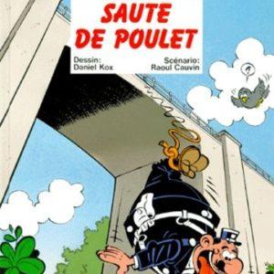 L'agent 212 n° 14 : Sauté de poulet – Daniel Kox/Raoul Cauvin – Éditions Dupuis –