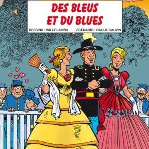 Les Tuniques Bleues n° 43 : Des Bleus et du blues – Lambil/Cauvin – Éditions Dupuis – E.O. 2000 –