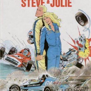 Michel Vaillant n° 44 : Steve & Julie – Jean Graton – Éditions Graton – E.O. 1984 –