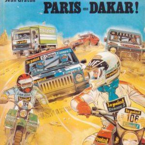 Michel Vaillant n° 41 : Paris-Dakar ! – Jean Graton – Éditions Graton – 1982 –