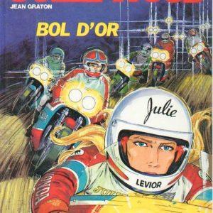 Julie Wood : Bol D'Or – Jean Graton – Éditions Fleurus – E.O. 1980 –