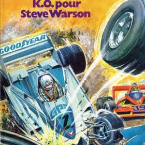 Michel Vaillant n° 34 : K.O. pour Steve Warson – Jean Graton – Éditions Fleurus – E.O. 1979 –