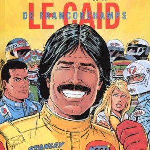 Michel Vaillant n° 51 : La caïd de Francorchamps – Jean Graton- Éditions Graton – E.O. 1988 –