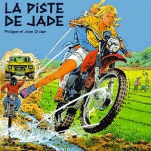 Michel Vaillant n° 57 : La piste de Jade – Philippe et Jean Graton – Éditions Graton – E.O. 1994 –