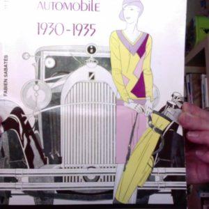 La publicité automobile 1930-1935 – Collection Auto Archives n° 7 – Fabien Sabatès –