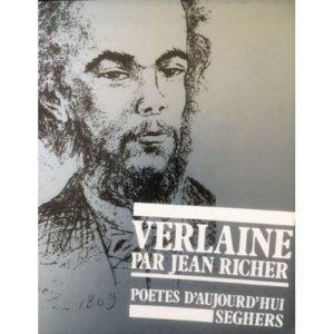 Verlaine – Jean Richer – Poètes d'aujourd'hui – Éditions Seghers –
