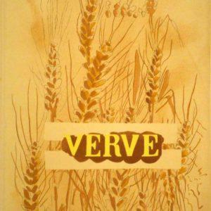 Verve Vol. VIII, N ° 31 ET 32 – Carnets intimes de Georges Braque – Éditions de la revue VERVE Paris 1955 –