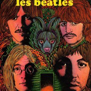 Les Beatles – Alain Dister – Albin Michel/Rock&Folk –