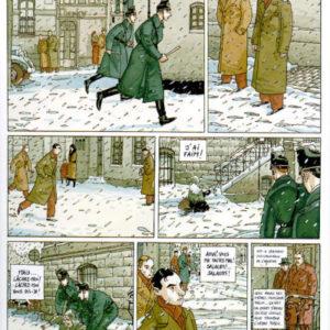 Amours fragiles : Le dernier printemps – Beuriot & Richelle – Casterman – Achevé d'imprimer en Février 2014 – D.L. Septembre 2011 –