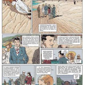 Amours fragiles : Un été à Paris – Beuriot & Richelle – Casterman – Achevé d'imprimer en Mai 2010 – D.L.  Mars 2006 –