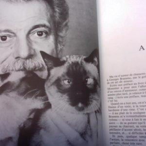 Georges Brassens : Le livre du souvenir – La Collection Hommage – Martin Monestier & Pierre Barlatier – Éditions Atlas –