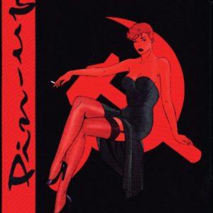 Pin-up – Tirage Limité Numéroté et Signé – N & B + un ex-libris + un calque + 6 pages crayonnés intégrés – Éditions Khani – 2000 –