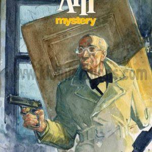 XIII Mystery – Colonel Amos – F. Boucq – D. Alcante – Tirage de Tête numéroté & signé + trois ex-libris dont deux crayonnés signés – 2011 –