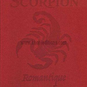 Le Scorpion Romantique  – Portfolio – Marini/Desberg –  Éditions Khani – 2016 –
