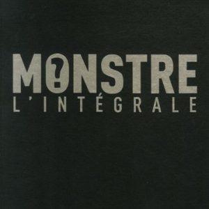 Monstre L'intégrale – Enki Bilal – Casterman – + CD Audio – Vendu dans son coffret noir –