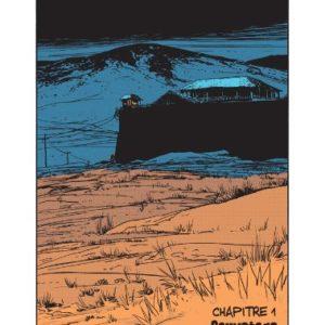 Cellule Poison Tome 4 : Dans les serres de l'aigle – Laurent Astier – Éditions Dargaud – Notée 1ère édition – D.L. Septembre 2010 –
