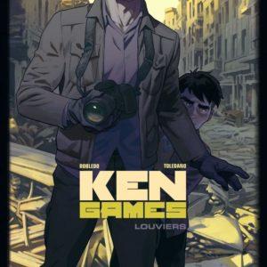 Ken Games Louviers – Robledo & Toledano – Éditions Dargaud –