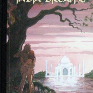 India Dreams Tome 7 – Taj Mahal – Tirage de Tête – Maryse et J.F. Charles – Éditions BD'Empher – 2012 –