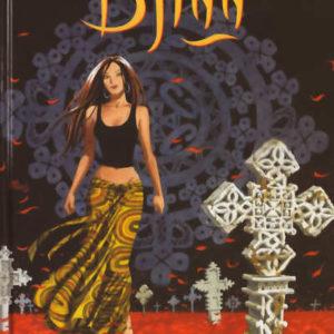 Djinn Tome 5/6 – Tirage de Tête – Numéroté et Signé – Exemplaire n° 207/440 – Éditions Boulevard des Bulles & Multi BD –