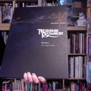 Le Troisième Testament Livre II Matthieu ou le visage de l'Ange – Xavier Dorison & Alex Alice – Tirage de Tête numéroté et signé EX. : n° 310 – + sérigraphie