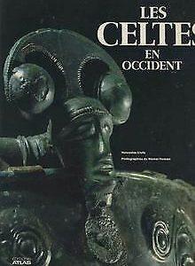 Les Celtes en Occident – Venceslas Kruta – Photographies de Werner Forman – Éditions Atlas –