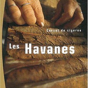 Les havanes – Carnet de cigares – Éric Lobo photographe – Texte de Chinolope – Éditions Romains Pages –