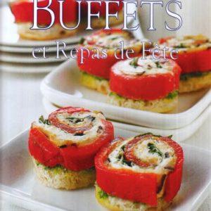 Buffets et repas de Fête – 1 chef en cuisine – Fioreditions –