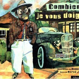 Combien je vous doigt ? Texte de Hervé Jaouen – Illustrations Hugues Micol – Éditions Nathan – 2000 –