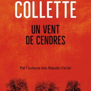 Un vent de cendres – Sandrine Collette – Par l'auteur des Noeuds d'acier – Le livre de poche –