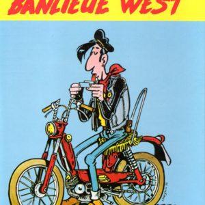 Banlieue West – Rocky Luke – Goupil Éditeur –