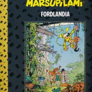 Marsupilami Tome 6 – Fordlandia – Franquin – Batem & Yann – Hachette – Marsu productions –