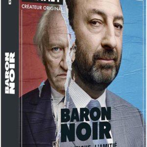Baron Noir – En politique, l'amitié est votre pire ennemie. Saison 1 –   épisodes de 1 à 8 – Blu-ray – studio canal –