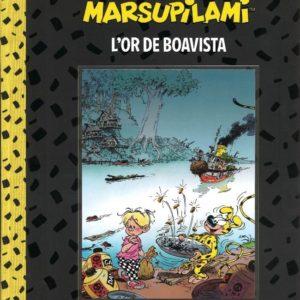 Marsupilami Tome 7  – L'Or de Boavista – Franquin – Batem & Yann – Hachette Marsu productions –