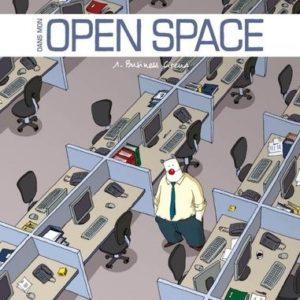 Dans mon open space Tome 1 : Business Circus – James – Couleur Patrice Larcenet – Poisson pilote –