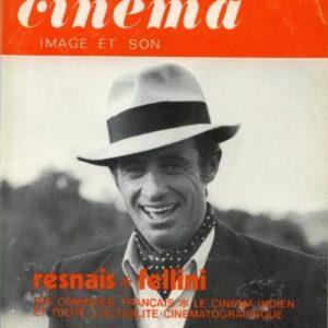 La revue cinéma image et son N° 284 – Resnais – Fellini – Les comiques français – le cinéma indien et toute l'actualité cinématographique – Mai 1974 –