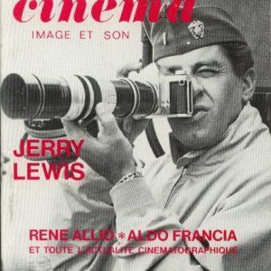 La revue du Cinéma Image et son N° 278 – Jerry Lewis – René Allio – Aldo Francia et toute l'actualité cinématographique – Novembre 1973 –