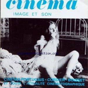 La revue cinéma image et son N° 292 – Cinéma portugais – Cordier – Boisset et toute l'actualité cinématographique – Janvier 1975 –