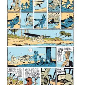 Commando Colonial Tome 2 : le loup gris de la Désolation – Appollo & Brüno – Poisson pilote –