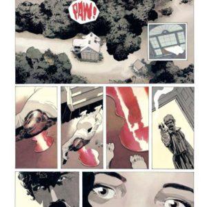 W.E.S.T. Tome 5 : Megan – Rossi/ Dorison / Nury – Éditions Dargaud – E.O. 2009 –