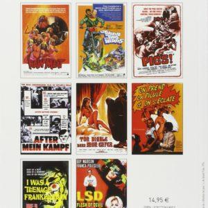 Les Films que vous ne verrez jamais plus – 50 ans de cinéma avec les affiches les plus incroyables, les plus dingues et aussi les plus navrantes jamais réalisées. – Hugo Desinge –