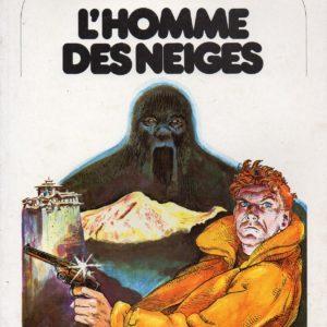L'homme des neiges – Milo Manara –  Éditions Dargaud – 1979 –